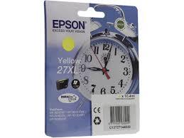Купить <b>картридж</b> для принтера <b>Epson 27XL</b> (C13T27144020 ...