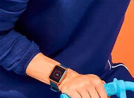 <b>Умные часы Xiaomi Amazfit</b> BIP International Black - Technostrike