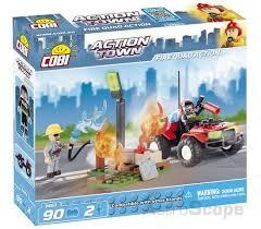 Купить Конструктор Cobi Пожарный квадроцикл ... - AstroScope