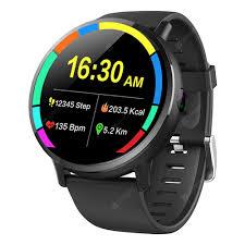 <b>DM</b>-<b>19 Smart Watch Phone</b> Black Smart Watches Sale, Price ...