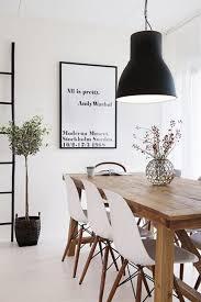scandinavian dining room chairs