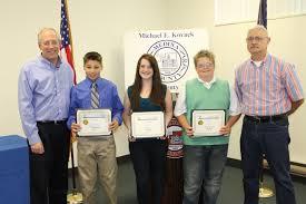 memorial day essay auditor kovack names memorial day essay winners  school  auditor kovack names memorial