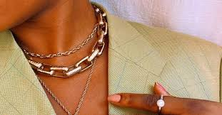 7 <b>Necklace Trends</b> That Will Be Huge in 2020 | Who What Wear