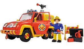 Пожарная <b>машина</b> FIREMAN SAM <b>Пожарный Сэм</b> Венус (<b>Simba</b> ...