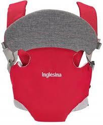 <b>Рюкзак</b>-<b>кенгуру Inglesina Front</b> (<b>rosso</b>) 8029448062151 — купить ...