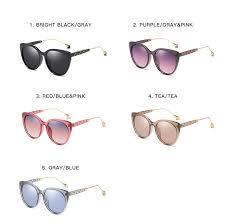 <b>BANMAR</b> Classic Women <b>Brand Designer</b> Cateye Sunglasses ...