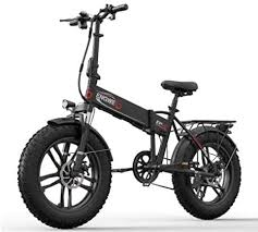 "<b>ENGWE EP</b>-<b>2</b> Beach Fat Tire Electric Bicycle - <b>Folding</b> Fat 20"" eBike ..."