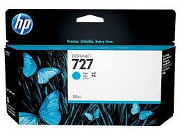 <b>Картридж</b> HP B3P19A №727 с <b>голубыми чернилами</b> для HP ...