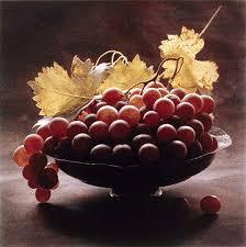 buah anggur merah