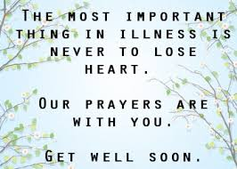 Get Well Soon Quotes & Sayings Images : Page 7