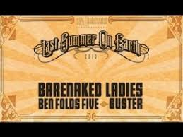 Barenaked Ladies, Ben Folds Five and Guster discount code for concert in Los Angeles, CA (Greek Theatre)