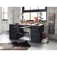 <b>Solid sheesham</b> wood and metal desk