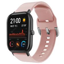 <b>TAMISTER</b> Strap for Amazfit GTS 20mm Pink Smart Watch ...