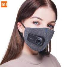 Xiaomi Mi <b>Purely Anti-Pollution Air Face</b> Mask 550mAh Battery