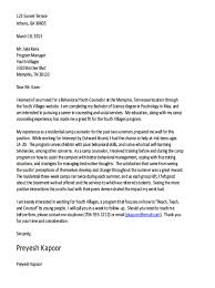 Lecturer Cover Letter Sample Cover Letter Templates