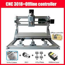 CNC3018 withER11,diy mini <b>cnc engraving machine</b>,<b>laser</b> ...