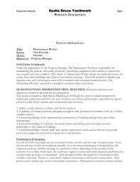 sample resume warehouse worker cv  seangarrette cosample resume warehouse