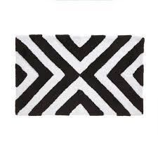 bathroom target bath rugs mats: ideas black and white bathroom mat black and white pedestal mats
