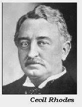 [Page 48, line 10] Cecil Rhodes Cecil John Rhodes, (1853-1902) entrepreneur and politician, and a Man with ... - rhodes2