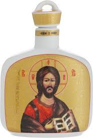 """<b>Сосуд для святой воды</b> Elan Gallery """"Иисус Христос"""", 250 мл ..."""