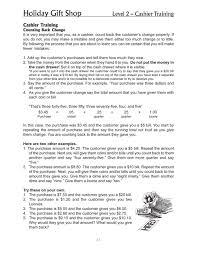 organize a student run holiday gift shop fun services cashier    cashier resume cashier cv template