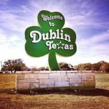 Image result for Dublin, Erath County Texas