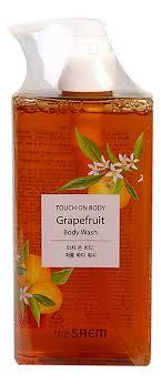 Купить <b>гель для душа Touch</b> On Body Grapefruit Body Wash 300мл ...