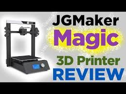 Review: <b>JGMaker Magic 3D Printer</b> — The Unofficial JGAurora 3D ...