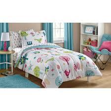 kids bedding walmart com mainstays woodland bed in a bag set kids room decorations kids bedroom sets e2 80