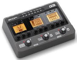 <b>Гитарный процессор Zoom</b> G3