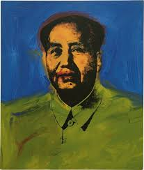 Andy Warhol - <b>Mao (Mao</b> 10), 1973 | Phillips