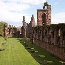 Abbaye d'Arbroath
