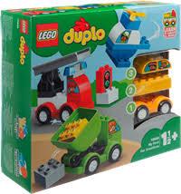 <b>Конструктор LEGO</b> Duplo My First Мои <b>первые</b> машинки 10886 ...