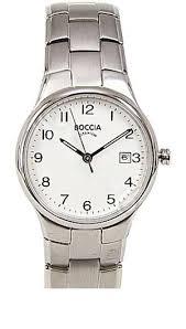 Наручные <b>часы BOCCIA</b> TITANIUM <b>3122-10</b>