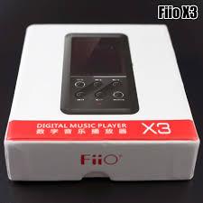 Fiio X3 — <b>портативный</b> доступный <b>HiFi плеер</b> | Hi-News.ru