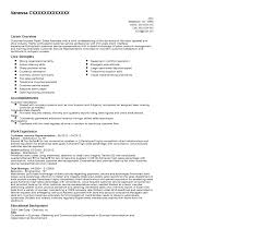 waitress resume example cocktail waitress resume