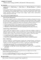 program coordinator resume  christmas moment program coordinator cover letter