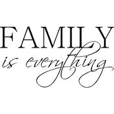 Shop Design on Style '<b>Family</b> is Everything' Vinyl Wall Art <b>Quote</b> ...
