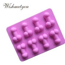 <b>WISHMETYOU</b> Silicone Soap Mold Sex Toys Funny Cake ...