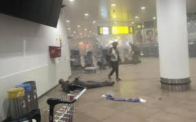 Image result for brussels bombing 2016