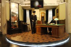 filemodel of a 19th century russian railway officejpg century office