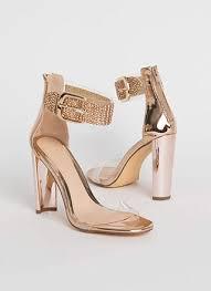 <b>Chunky</b> Heels & Block Heels - <b>Sandals</b>, Booties & More