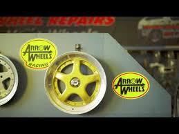 Arrow Wheels – Auckland Mag Wheel Repair & Custom Wheels