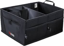 <b>Trunk Cargo Organizer Folding</b> Caddy <b>Storage</b> Collapse Bag Bin for ...