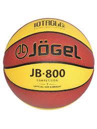 <b>Мяч</b> баскетбольный <b>JB</b>-<b>800 №7 Jogel</b> 7977746 в интернет ...