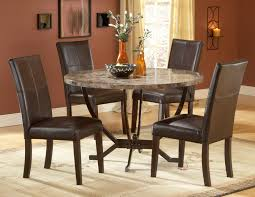 small dining tables sets: round kitchen table set for  a plete design small family