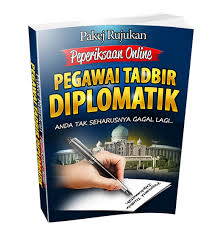 Panduan Peperiksaan Online Pegawai Tadbir Diplomatik M41 Images?q=tbn:ANd9GcSXjpvwOizA0fqBZXSQ7g7N1o28gQlvwtmwoMYraZeyr5ZPppMI