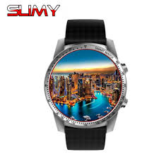 Slimy KW99 2019 <b>3G Smart Watch</b> Phone <b>Android</b> 5.1 OS 512MB+ ...