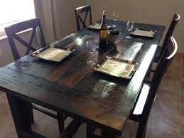 Farm Style Dining Room Tables Kitchen Tables Table Chairs Farm Kitchen Cabinets Uk Glass Door