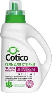 "<b>Гель</b> для <b>стирки</b> универсальный ""<b>Cotico</b>"", суперконцентрат, 1 л ..."